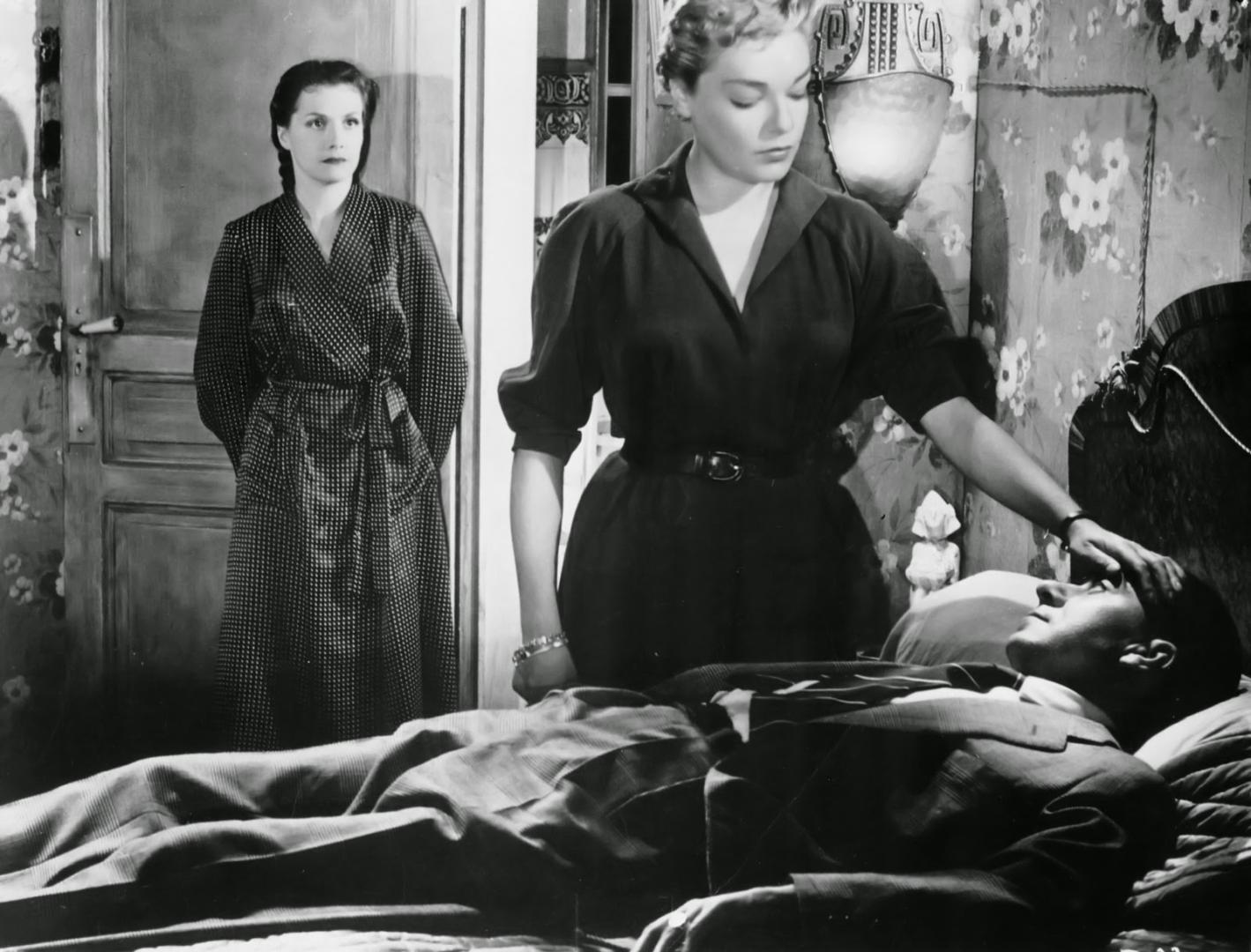 Les diaboliques - Ördöngösök (1955) 1. kép