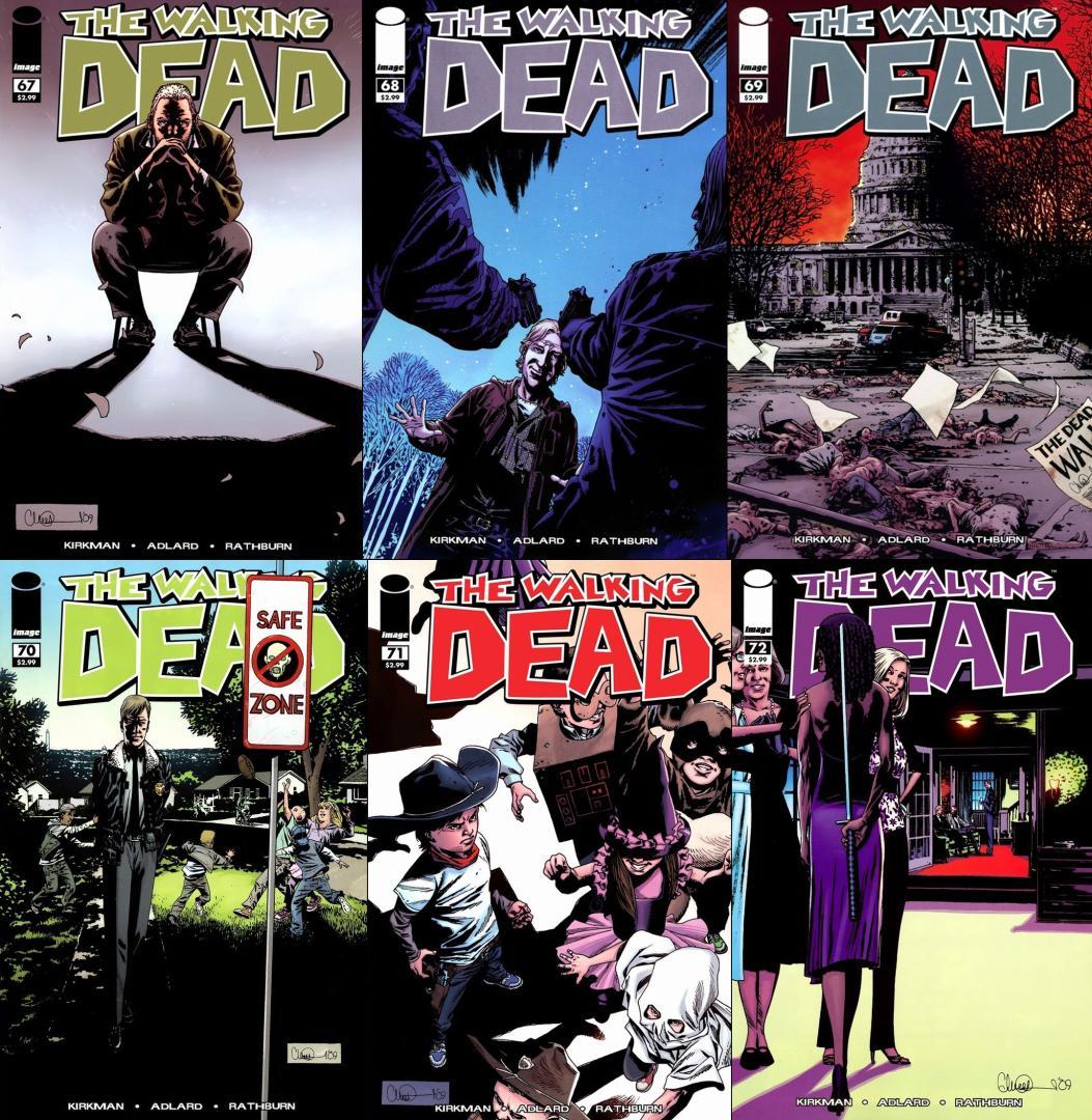 The Walking Dead képregény 12. kötet 14. kép