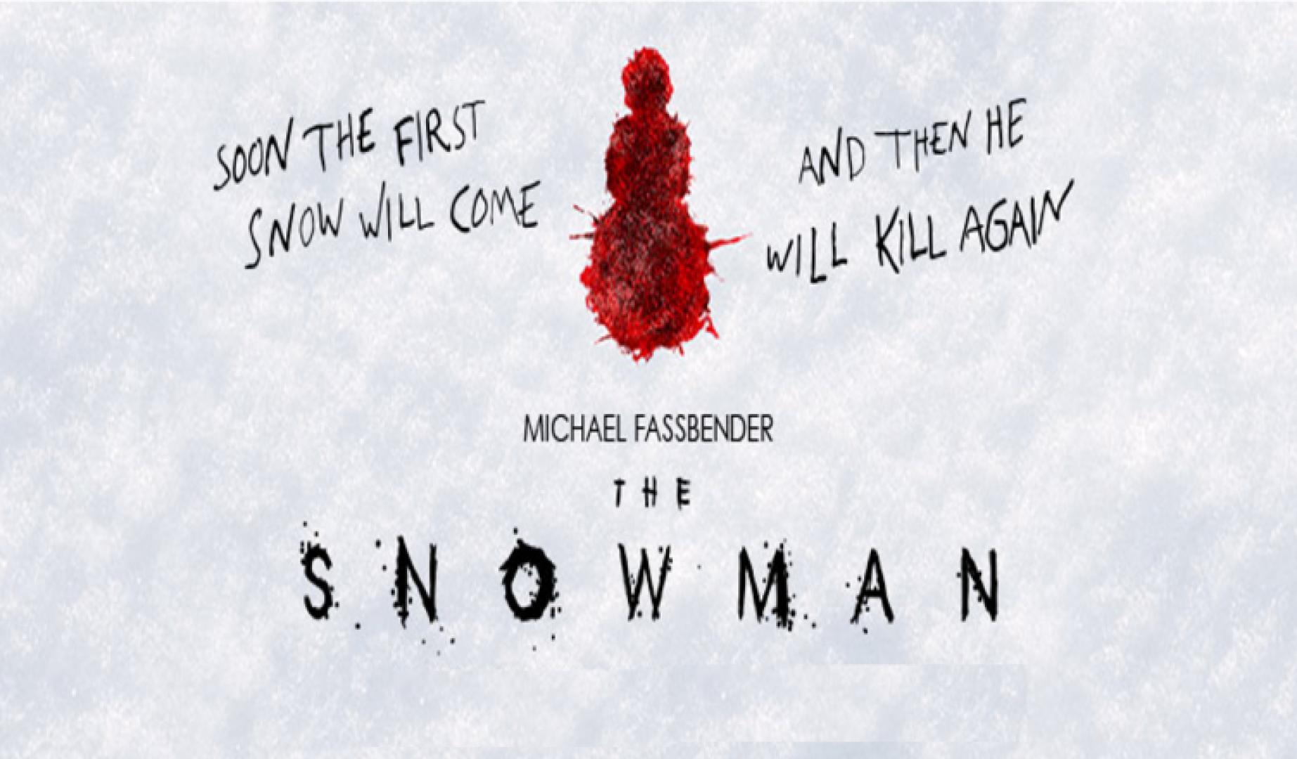 The Snowman - Hóember (2017)