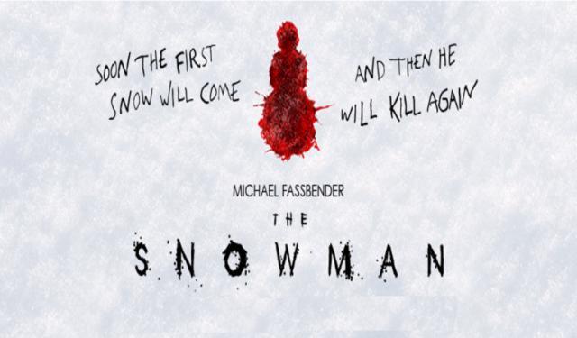 The Snowman - Hóember (2017) - Thriller