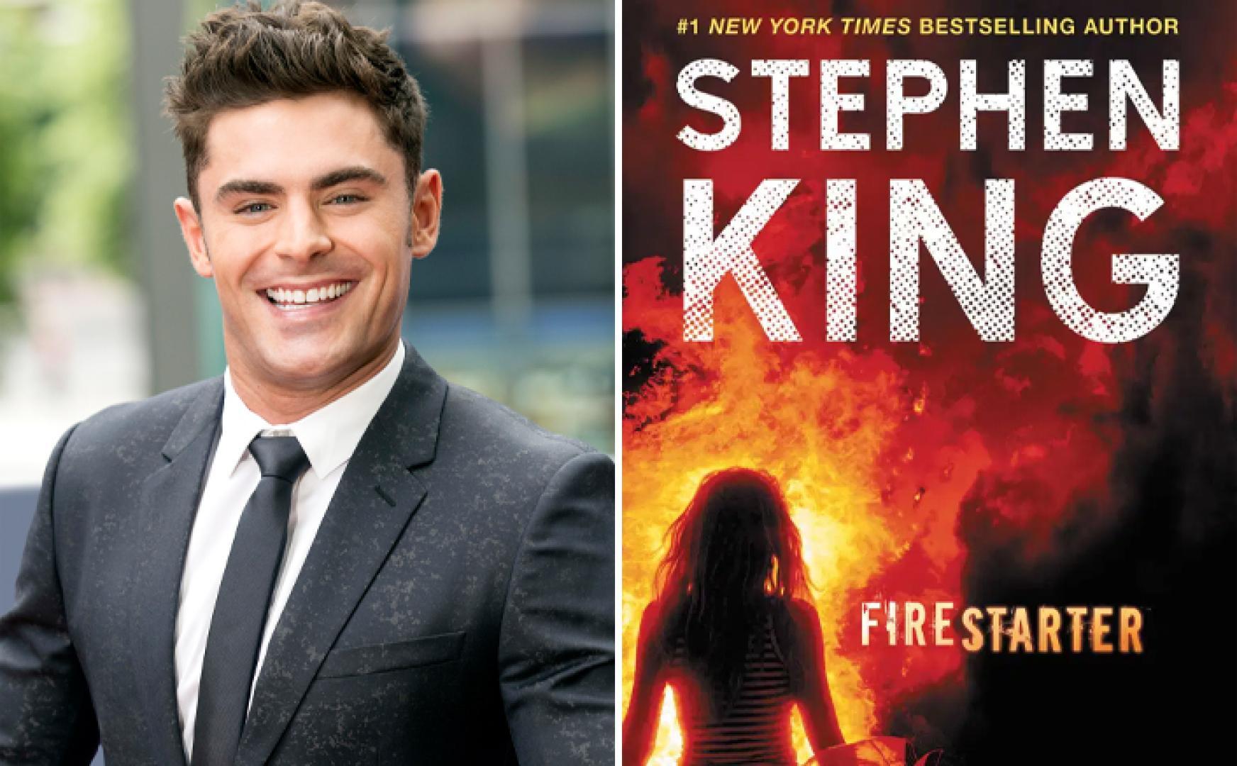 Zac Efron főszereplésével jön az új Tűzgyújtó film