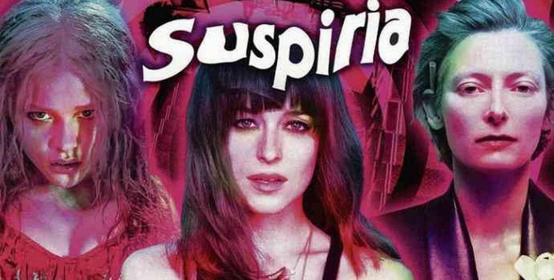Dakota Johnson nyilatkozott a Suspiria feldolgozásáról