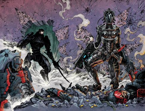 Hamarosan megjelenik a Bloodlust képregény legújabb száma - Hírzóna