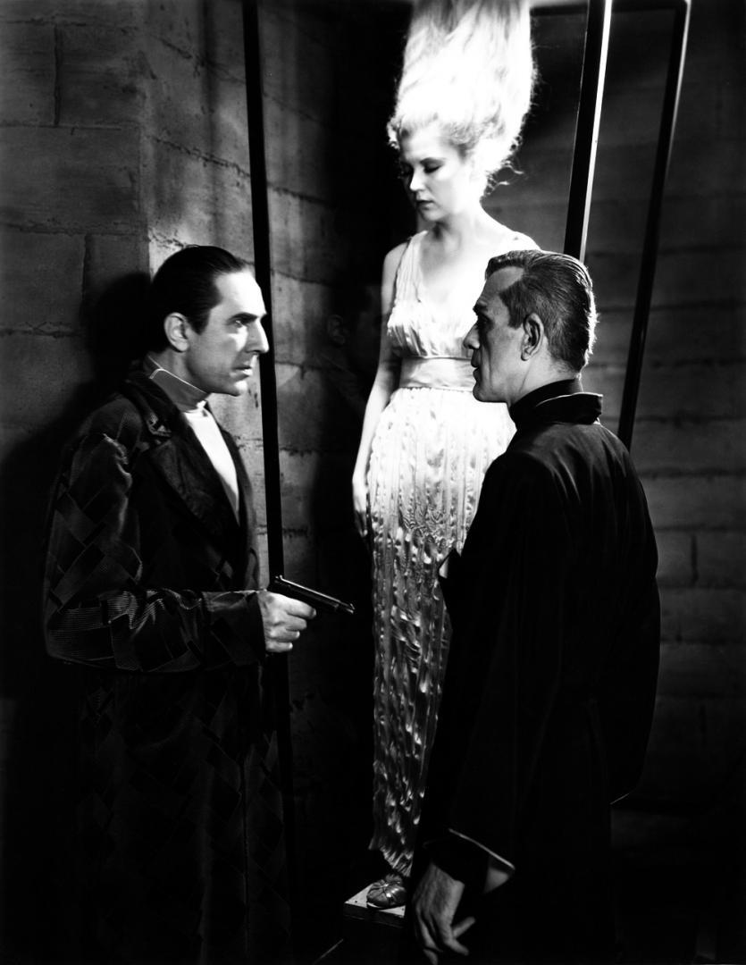 The Black Cat - A fekete macska (1934) 1. kép