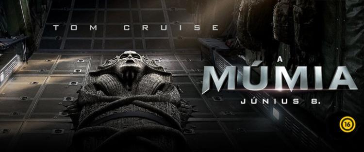 A múmia: beharangozó - Kiemelt