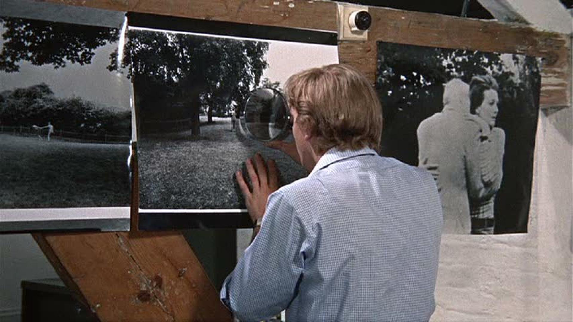 Nagyítás / Halál a hídon (1966 / 1981) 1. kép