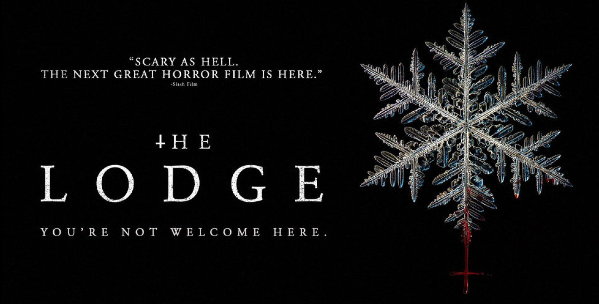 The Lodge / Téli menedék (2019)
