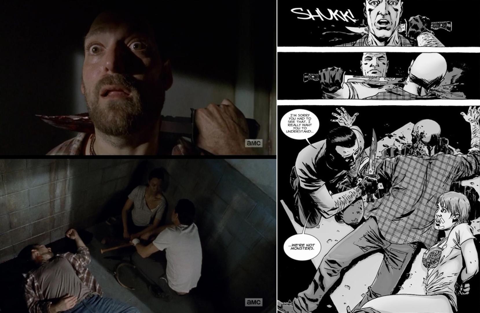 The Walking Dead 7x15 3. kép