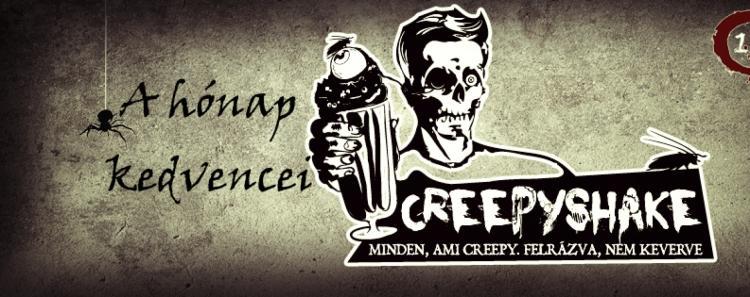 Creepy kedvencek 2018. január - Kiemelt