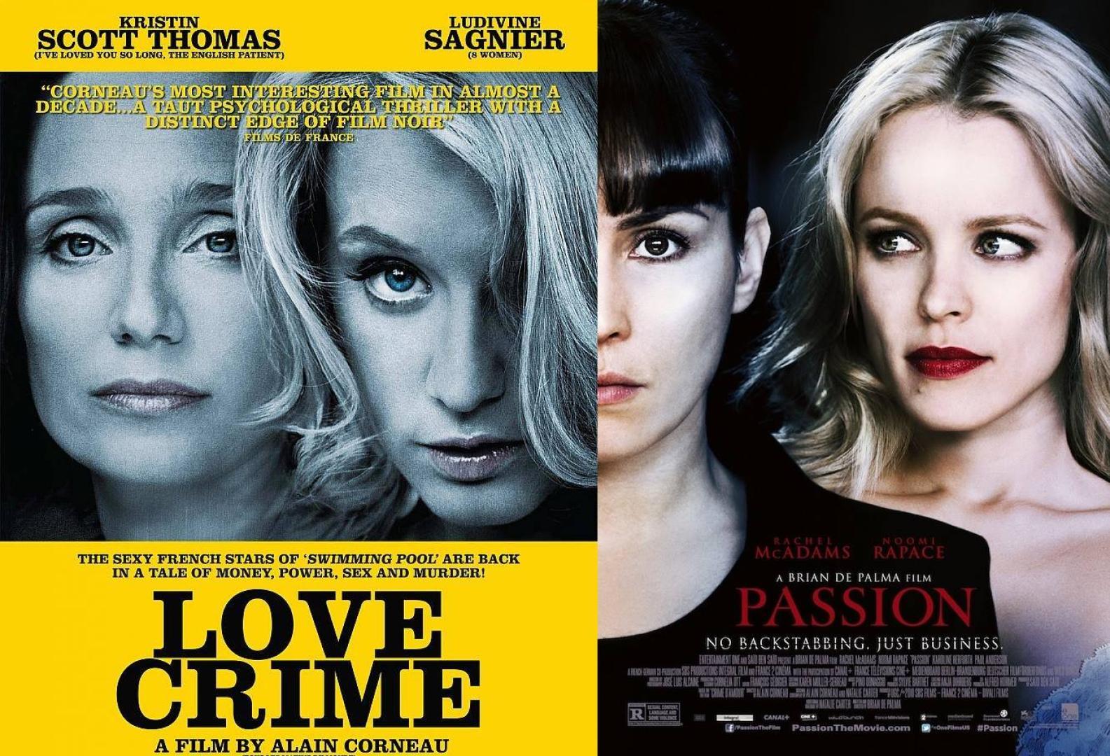 Szerelmi bűnök / Gyilkos vágyak (2010 / 2012)