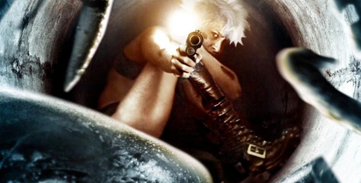 Crawl or Die (2014) - Sci-fi