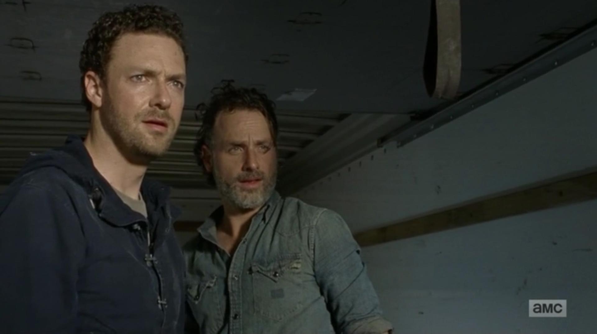 The Walking Dead 7x07 1. kép