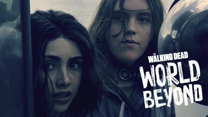 The Walking Dead: World Beyond 1x08 - Sorozatok