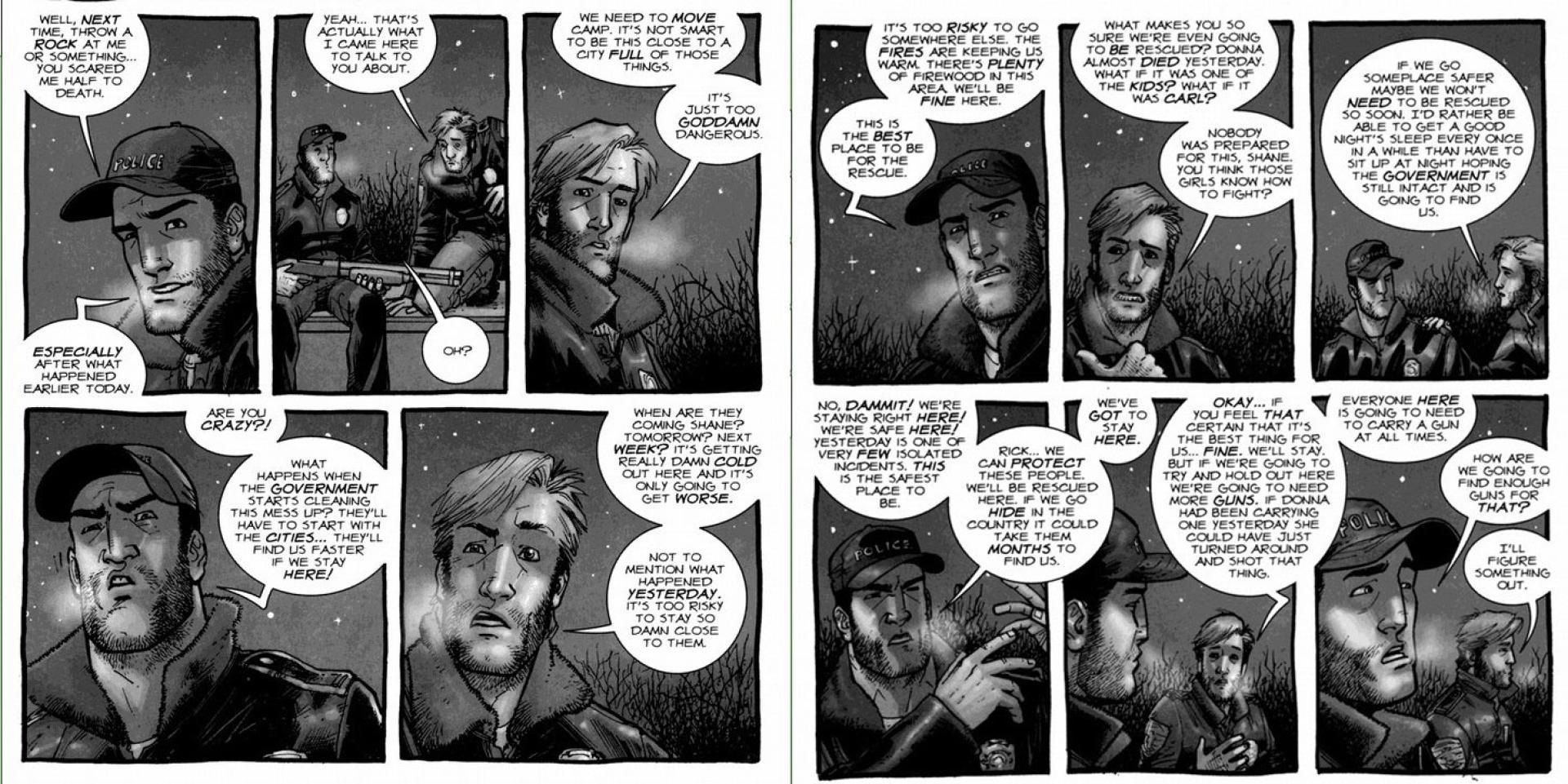 The Walking Dead: 1. kötet 11. kép