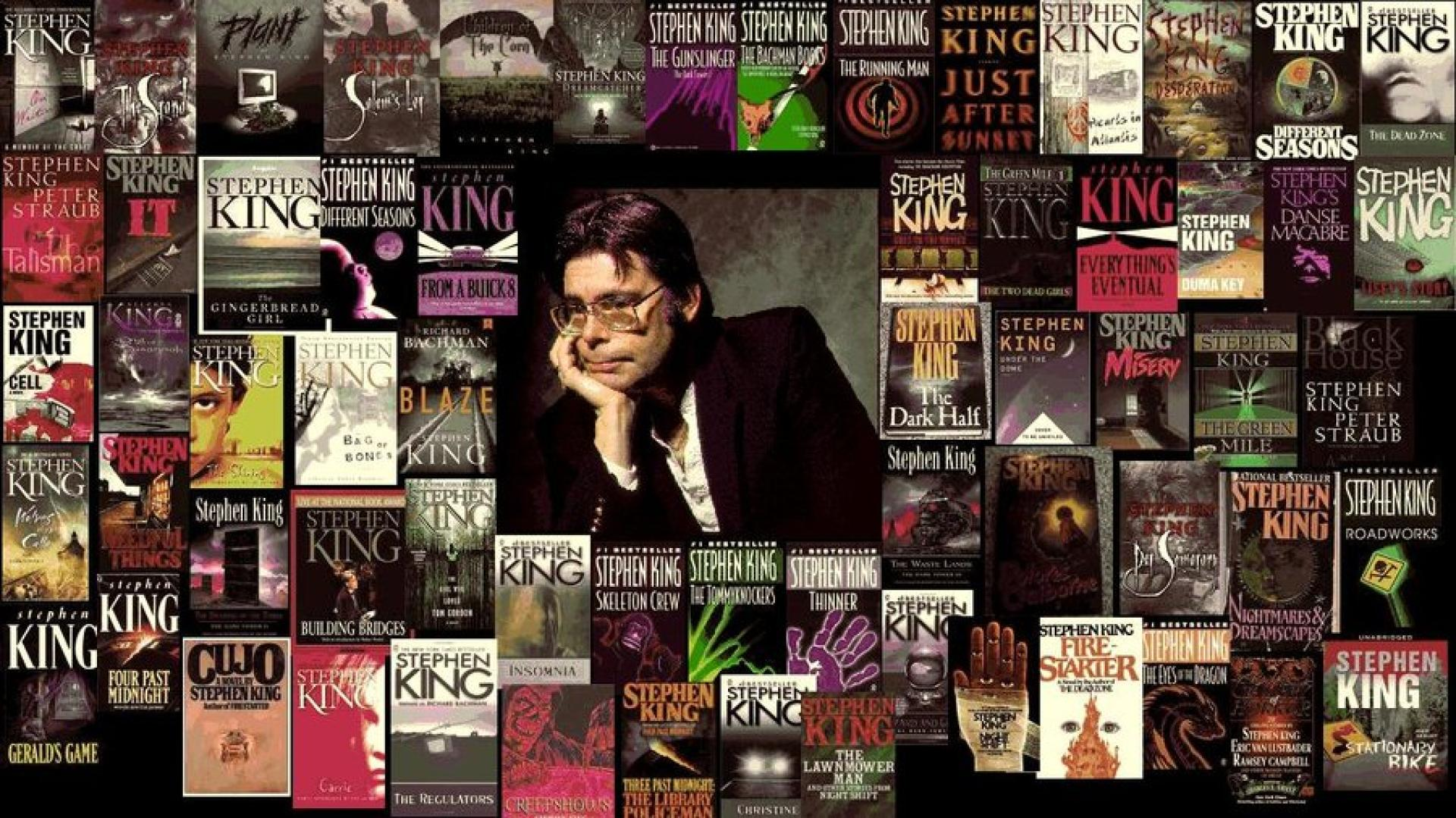 Stephen King – Bag of Bones / Tóparti kísértetek (1998)