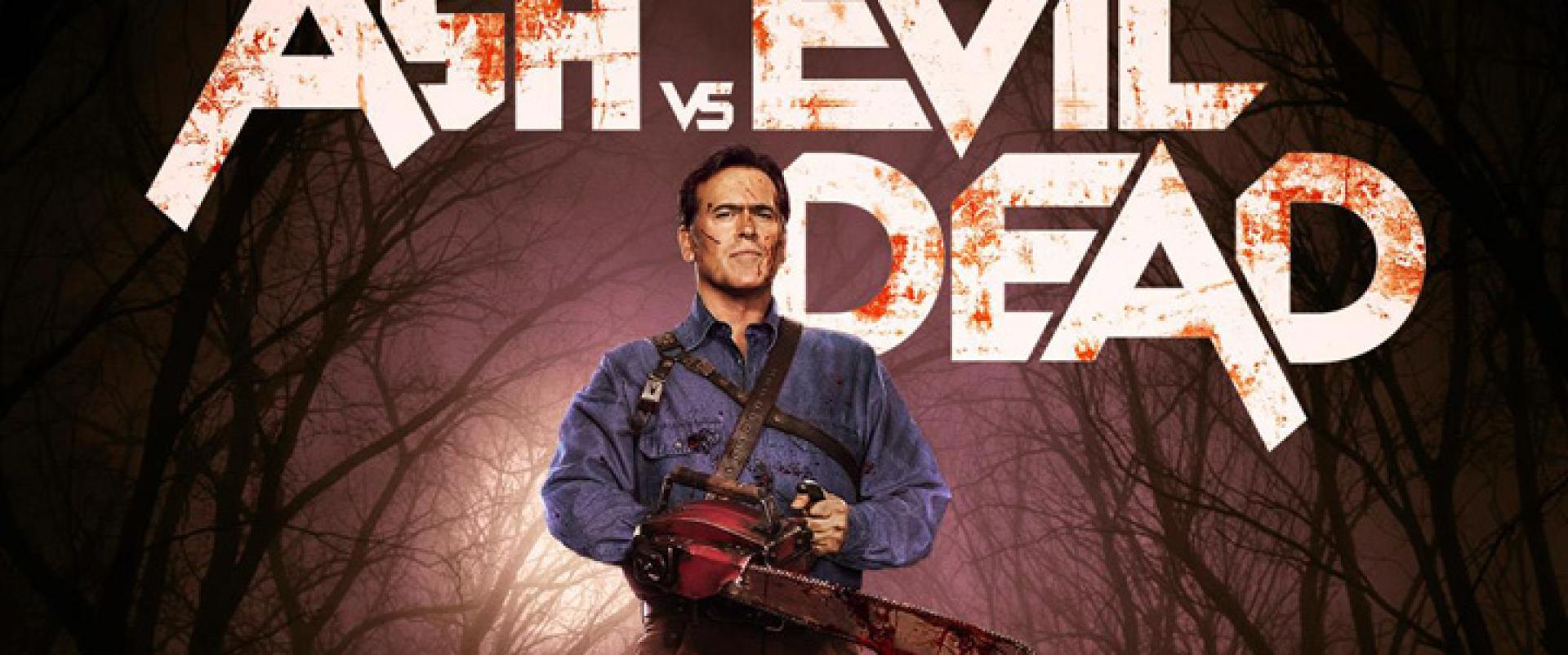 Ash vs. Evil Dead: hivatalos poszter