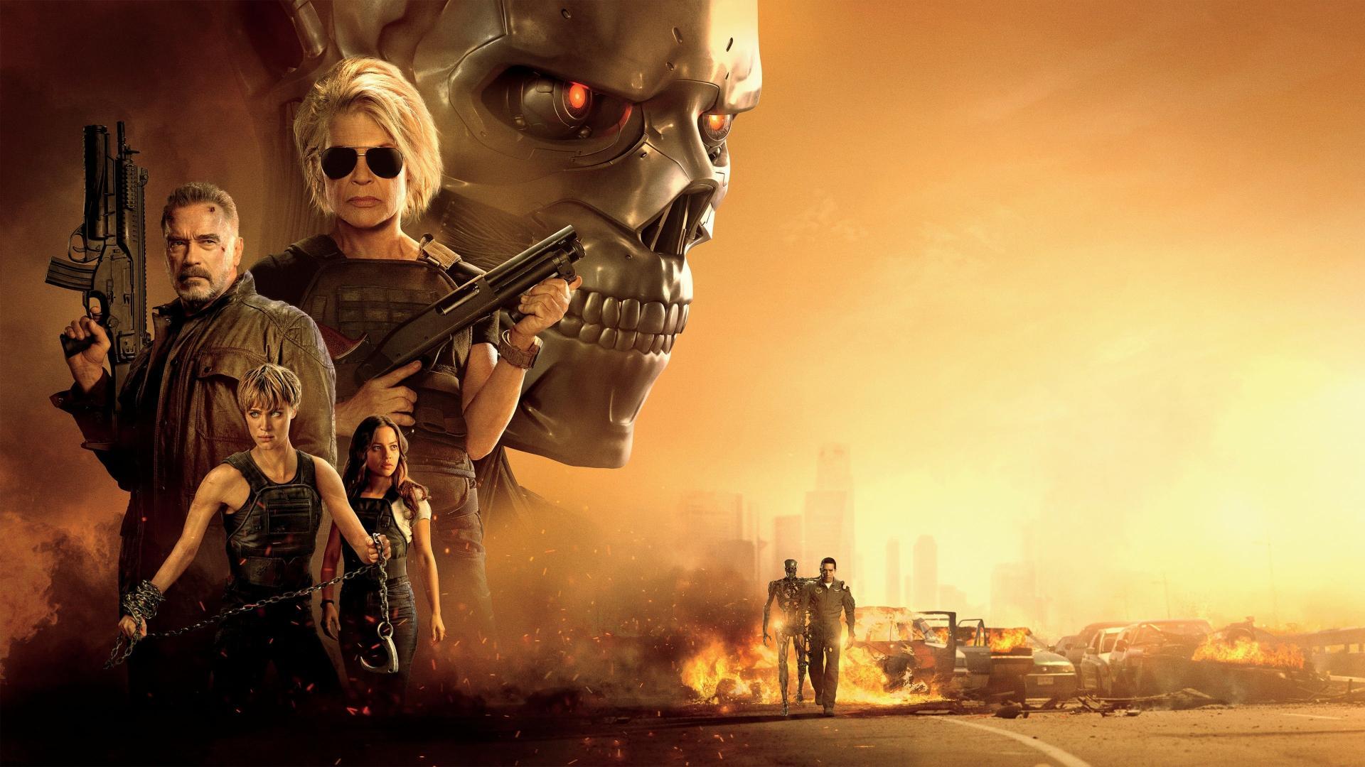 Terminator: Dark Fate – Terminátor: Sötét végzet (2019)