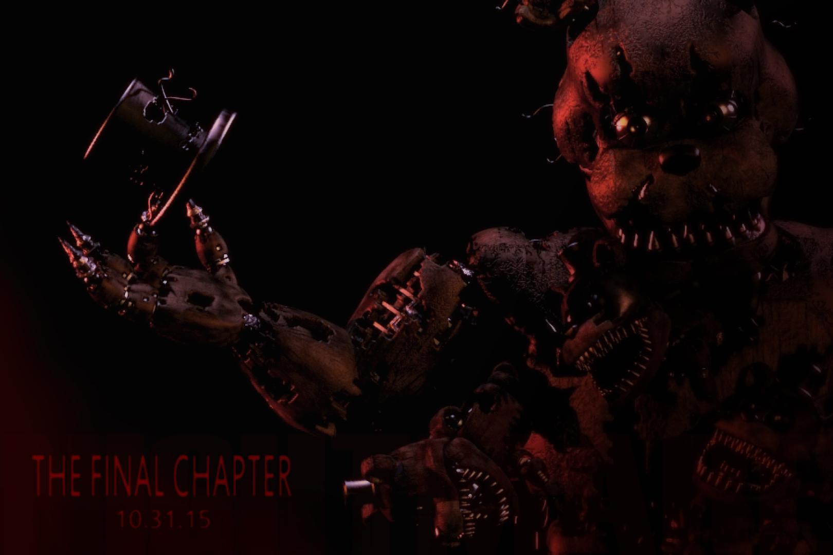 Halloweenkor érkezik a Five Nights at Freddy negyedik része