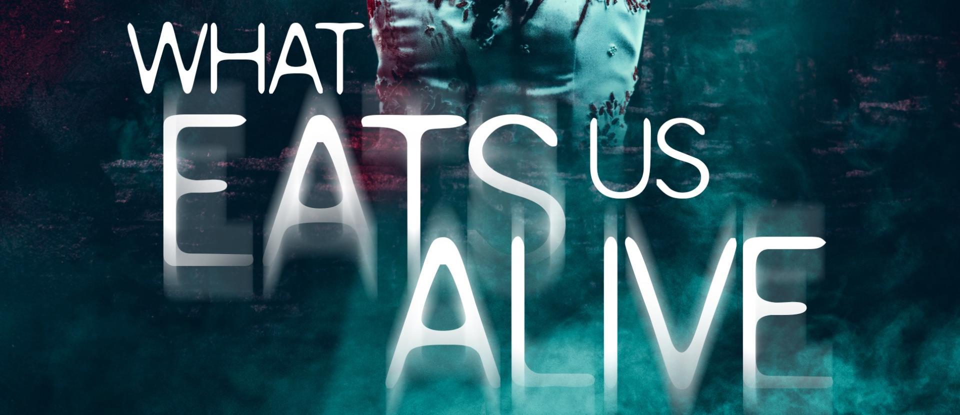 Anita N. Tihor: What Eats Us Alive című könyve az Amazonon