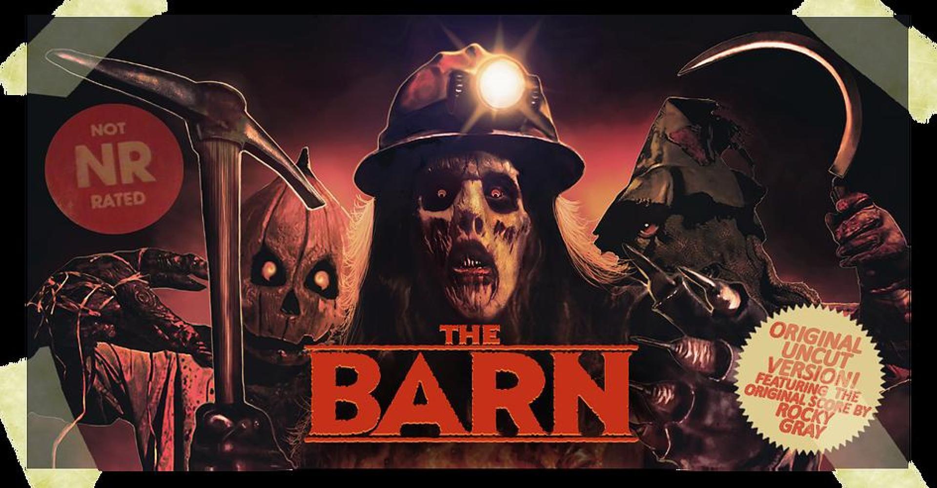 The Barn-előzetes