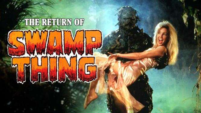 The Return of Swamp Thing / A mocsárlény visszatér (1989) - Body