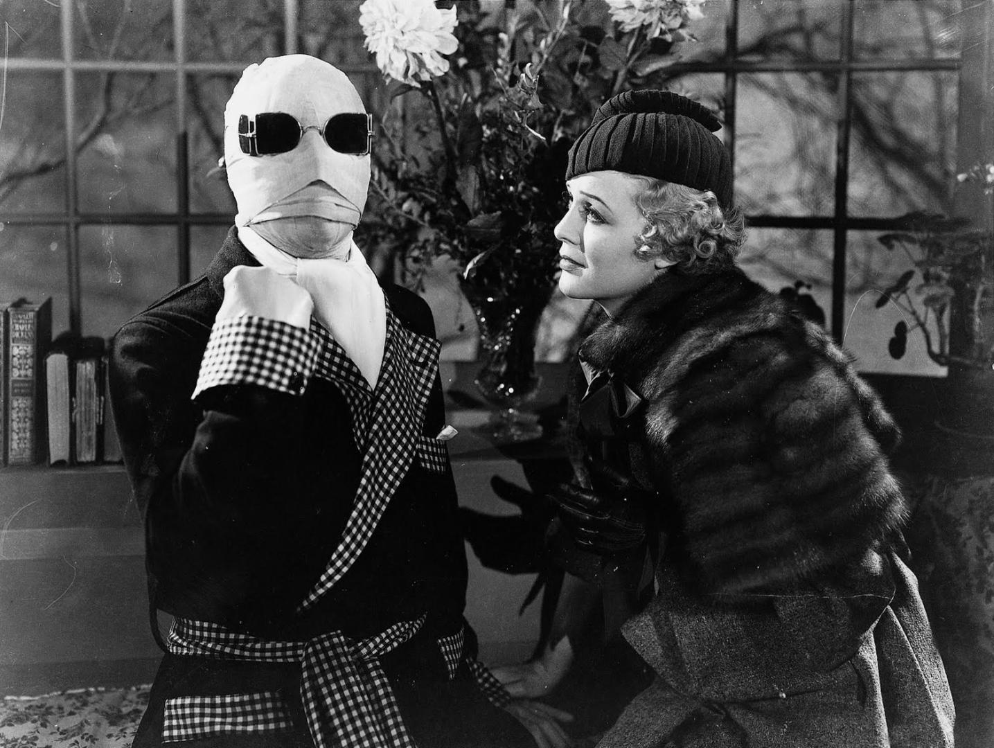 CreepyClassics VI. - A láthatatlan ember (1933) 1. kép