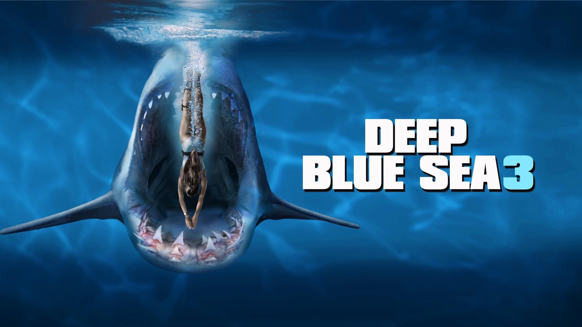 Deep Blue Sea 3 - Háborgó mélység 3. (2020)