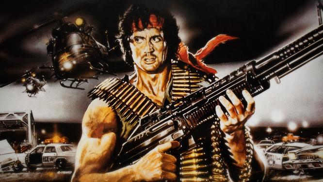 Rambo - First Blood (1982) - CreepyChill