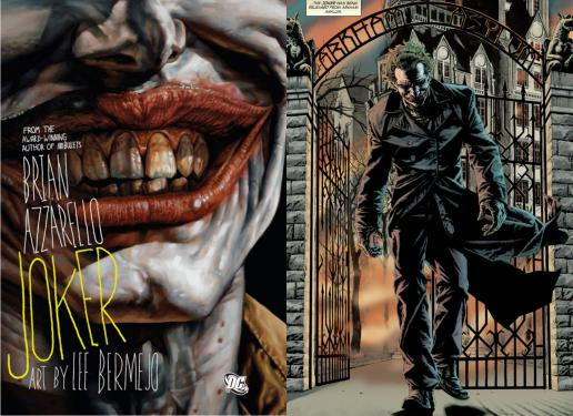 Joker (2008) - Képregény