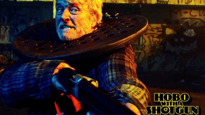 Death Wish Shake rovat VII. - Hobo with a Shotgun / Koldus puskával (2011) - Death Wish Shake