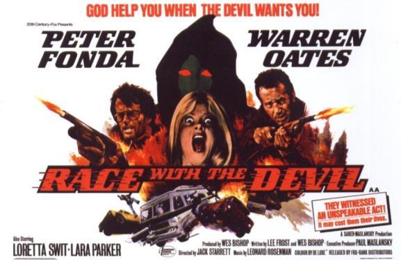Race with the Devil / Verseny az ördöggel (1975) - Sátán