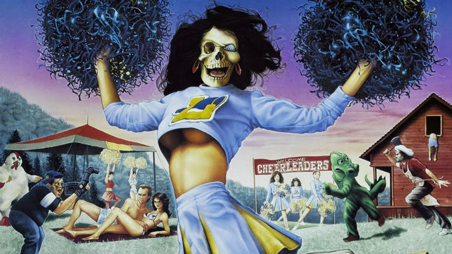 Cheerleader Camp (1988)