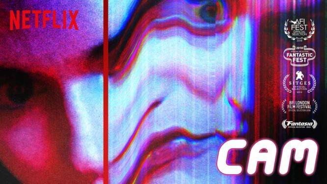 Cam (2018) - Pszicho
