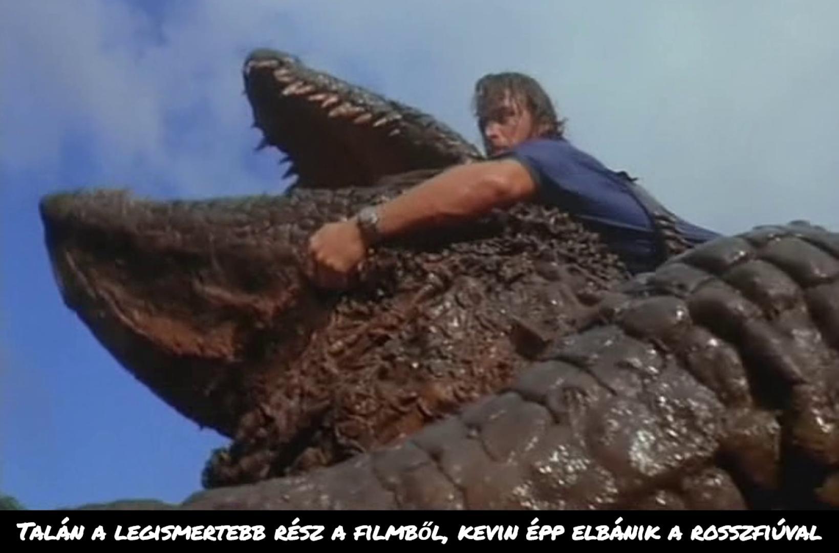 Killer Crocodile 2 (1990) 3.kép