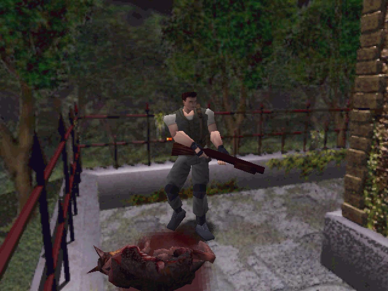 Resident Evil (1996) 1. kép