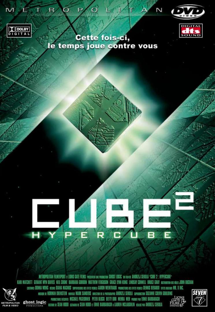 Cube 2: Hypercube - Kocka 2: Hiperkocka (2002)