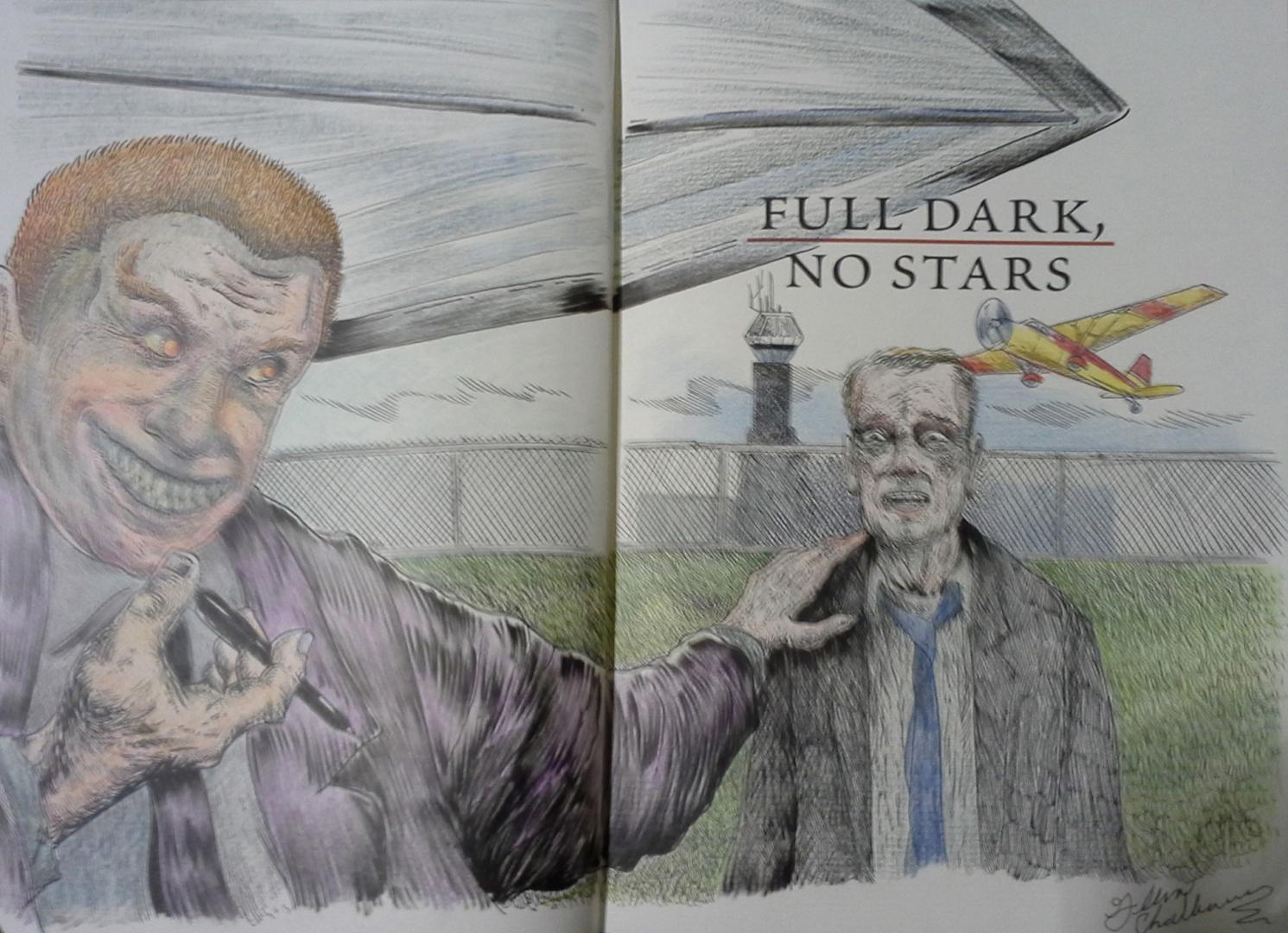 Stephen King: Minden sötét, csillag sehol (2010) (3. rész) 1. kép