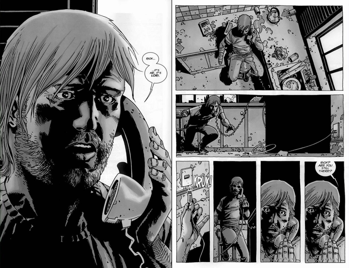 The Walking Dead 9. kötet 4. kép