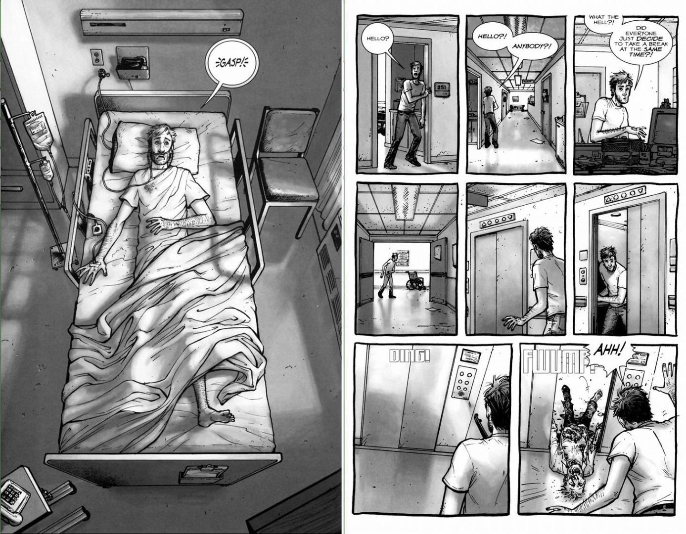 The Walking Dead: 1. kötet 2. kép