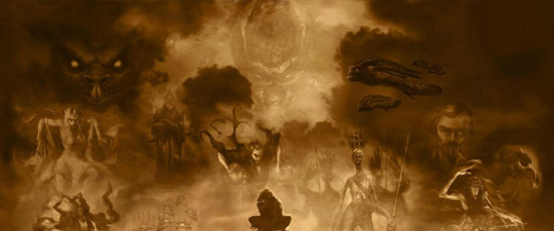 Clive Barker's Undying (2001)