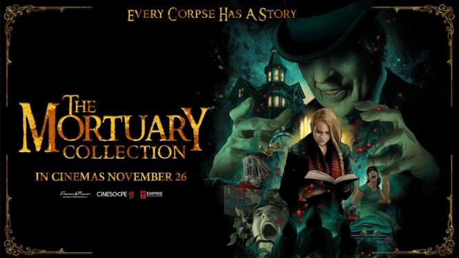 The Mortuary Collection (2019) - Misztikus