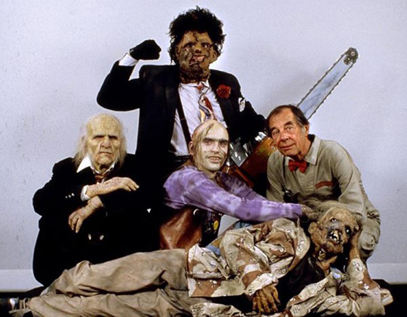 The Texas Chainsaw Massacre - A texasi láncfűrészes mészárlás (1986) 2. kép