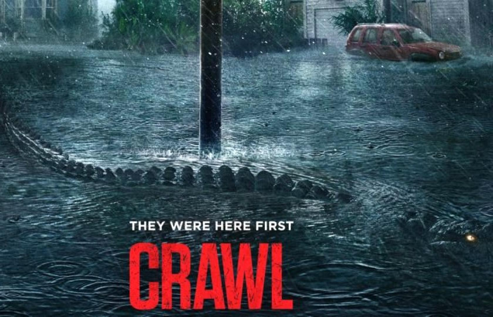 Crawl / Préda (2019)