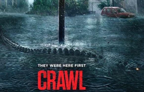 Crawl / Préda (2019) - Természet