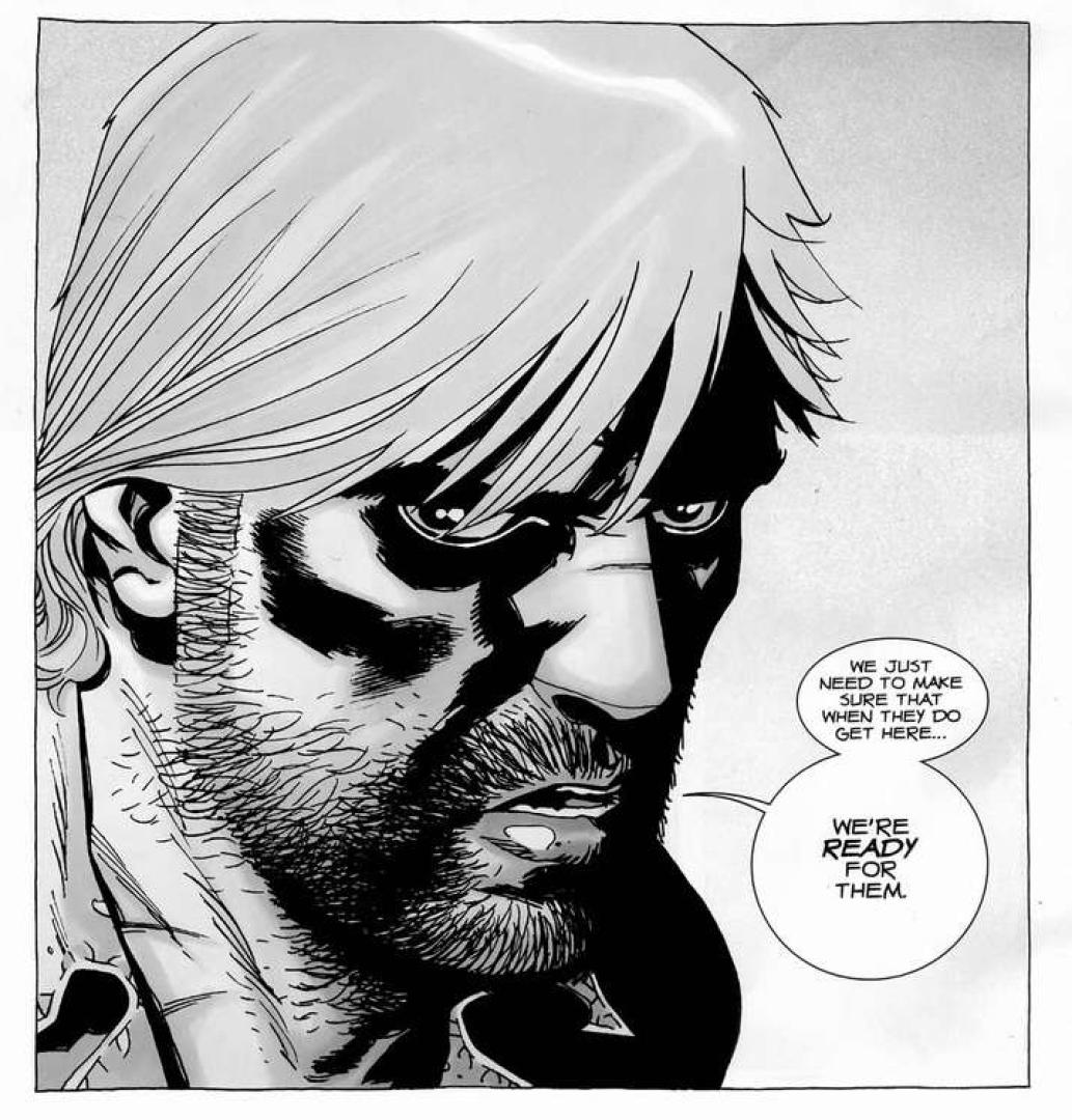 The Walking Dead 6. kötet 7. kép