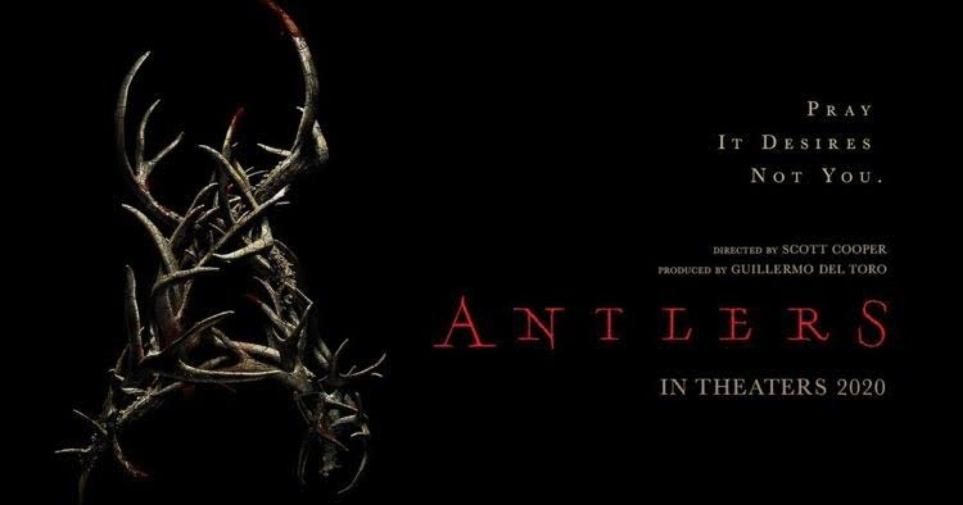 Az Antlers trailere nem viccel
