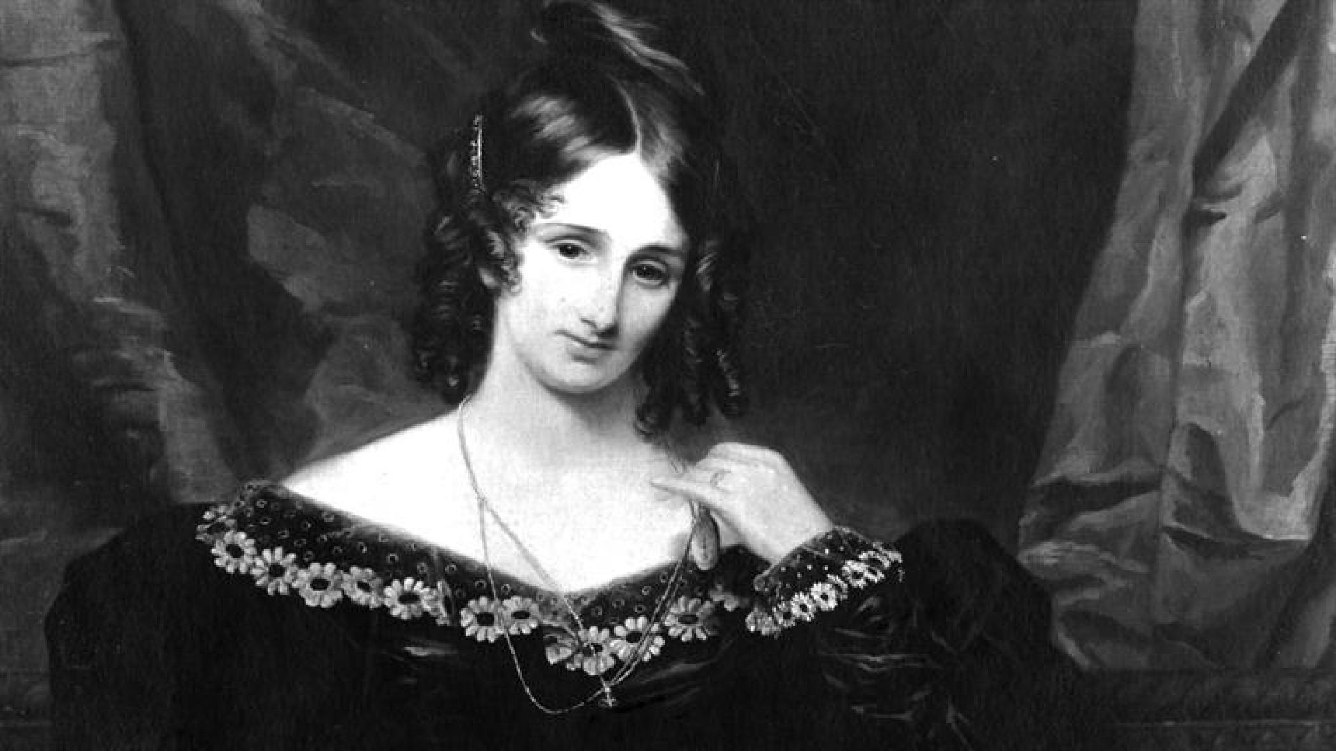 Film készül Mary Shelley életéről
