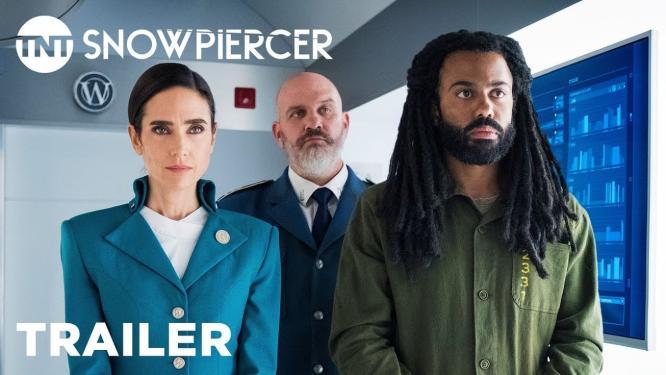 Itt a Snowpiercer sorozat új előzetese - Hírzóna