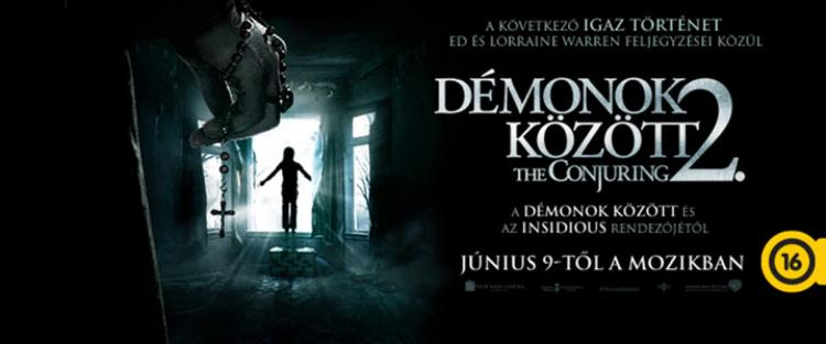 The Conjuring 2 - Démonok között 2. (2016) - Démonos