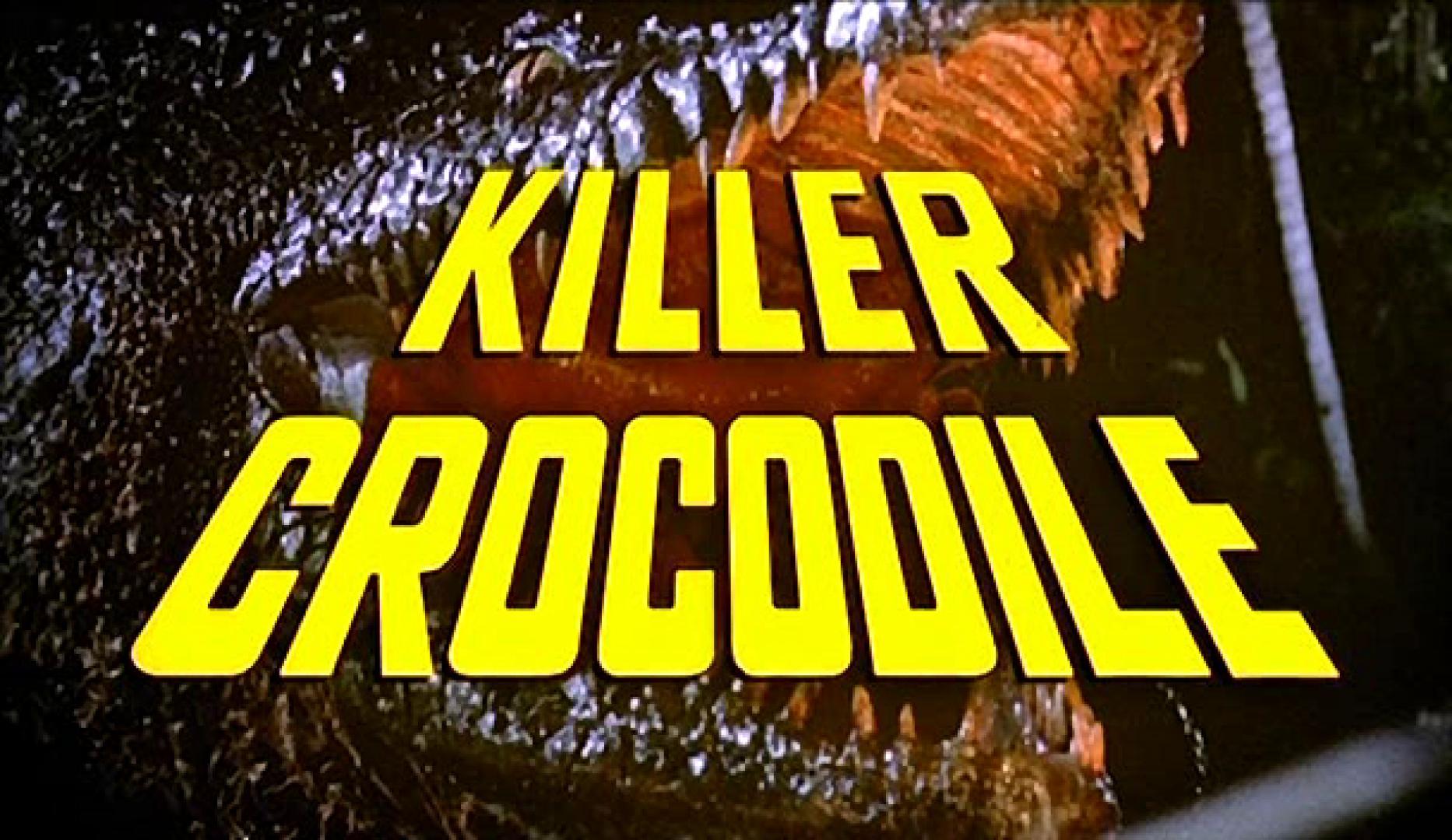 Killer Crocodile - Gyilkos krokodil (1989)